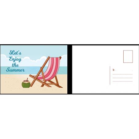 Cartes Postales Personnalisées Quantité 100