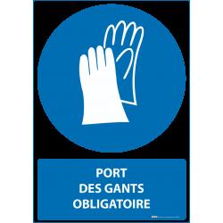 Port des gants