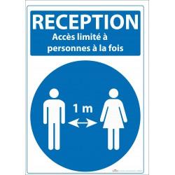 RECEPTION ACCES LIMITE