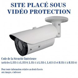 Videoprotection Officiel 30x30