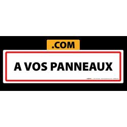 Panneau Routier 200x150