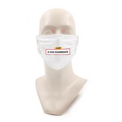 Masque de Protection Tissus...