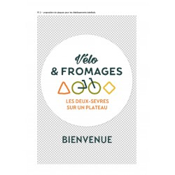 Plaque Plexi Velo et Fromage