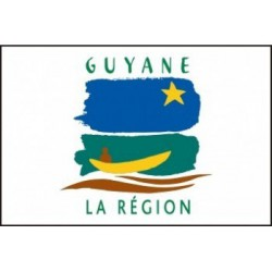 Pavillon Guyane