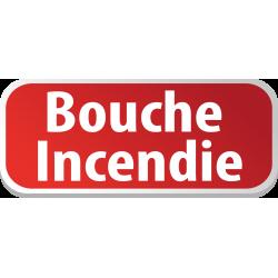 Panonceau Bouche Incendie