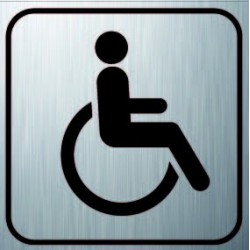 Logo Sanitaire Handicapé