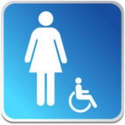 Logo Sanitaire Femme...