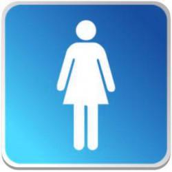 Logo Sanitaire Femme Couleur