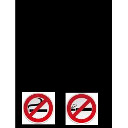 Interdit Fumer ou Vapoter...