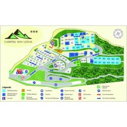 Plan de Camping personnalisé
